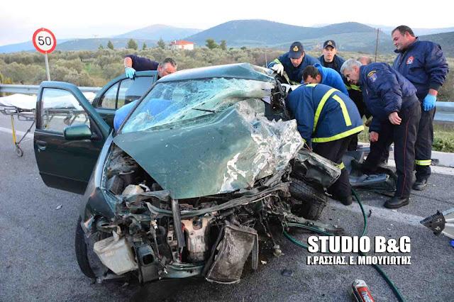 Μικρή μείωση στα τροχαία ατυχήματα κατά την εορταστική περίοδο