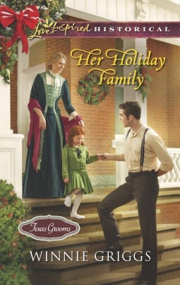 Her Holiday Family by Winnie Griggs