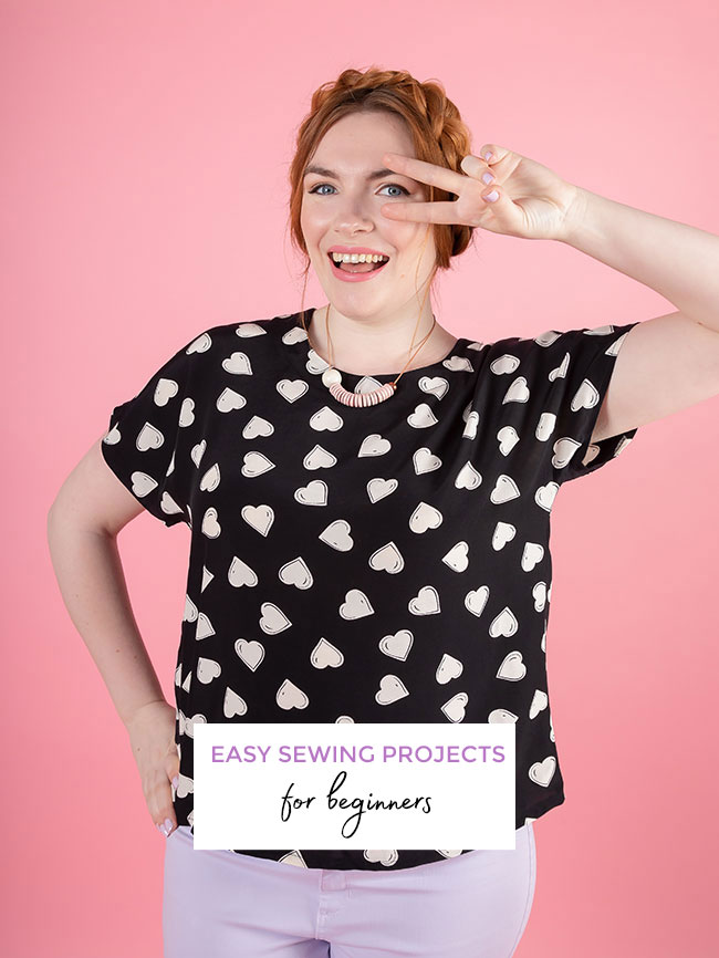Easy sewing projects for beginners - Tilly and the Buttons