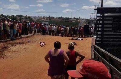 Resultado de imagem para Três suspeitos são mortos em troca de tiros com a Polícia Militar em João Câmara