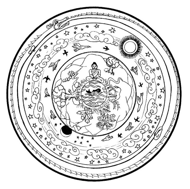 Mandala Coloring Pages Printable