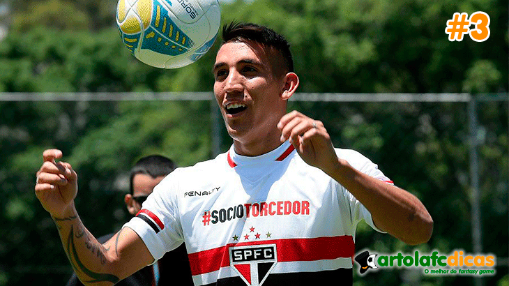 Bons e baratos da 3ª rodada do Cartola fc 2015
