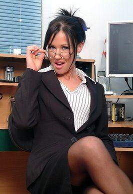 Calzones de secretaria putona - 4 1