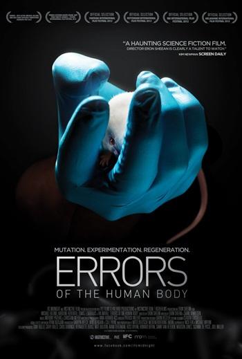 Errores del Cuerpo Humano DVDRip Latino