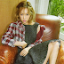 See SNSD TaeYeon's lovely photos from L'Officiel Italia