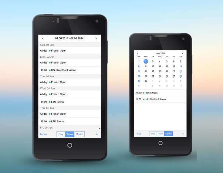 Calendar-Event Scheduler