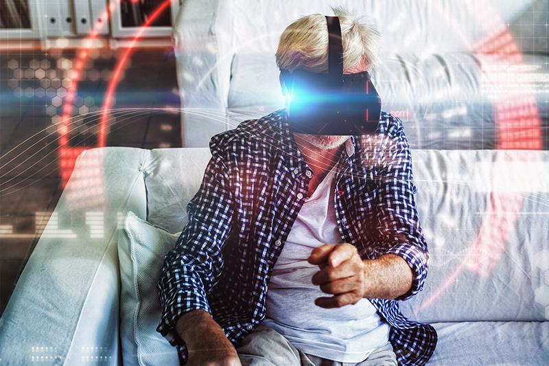 How Virtual Reality Could Change Your Life