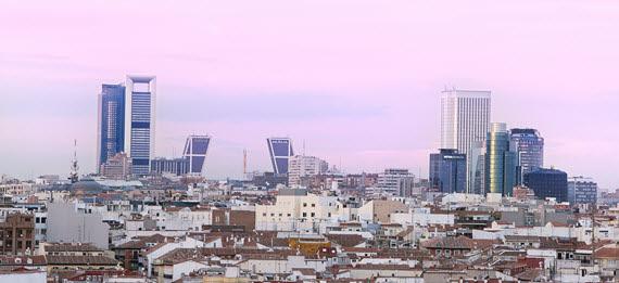 Los expedientes de Planeamiento Urbanístico vigentes en la web madrid.es