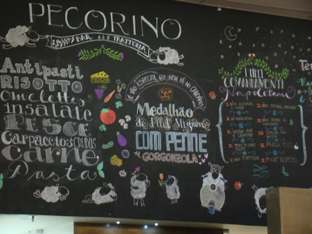 Pecorino Bar e Trattoria - Brasília