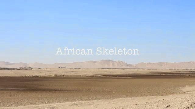 African Skeleton - With Matt Bromley