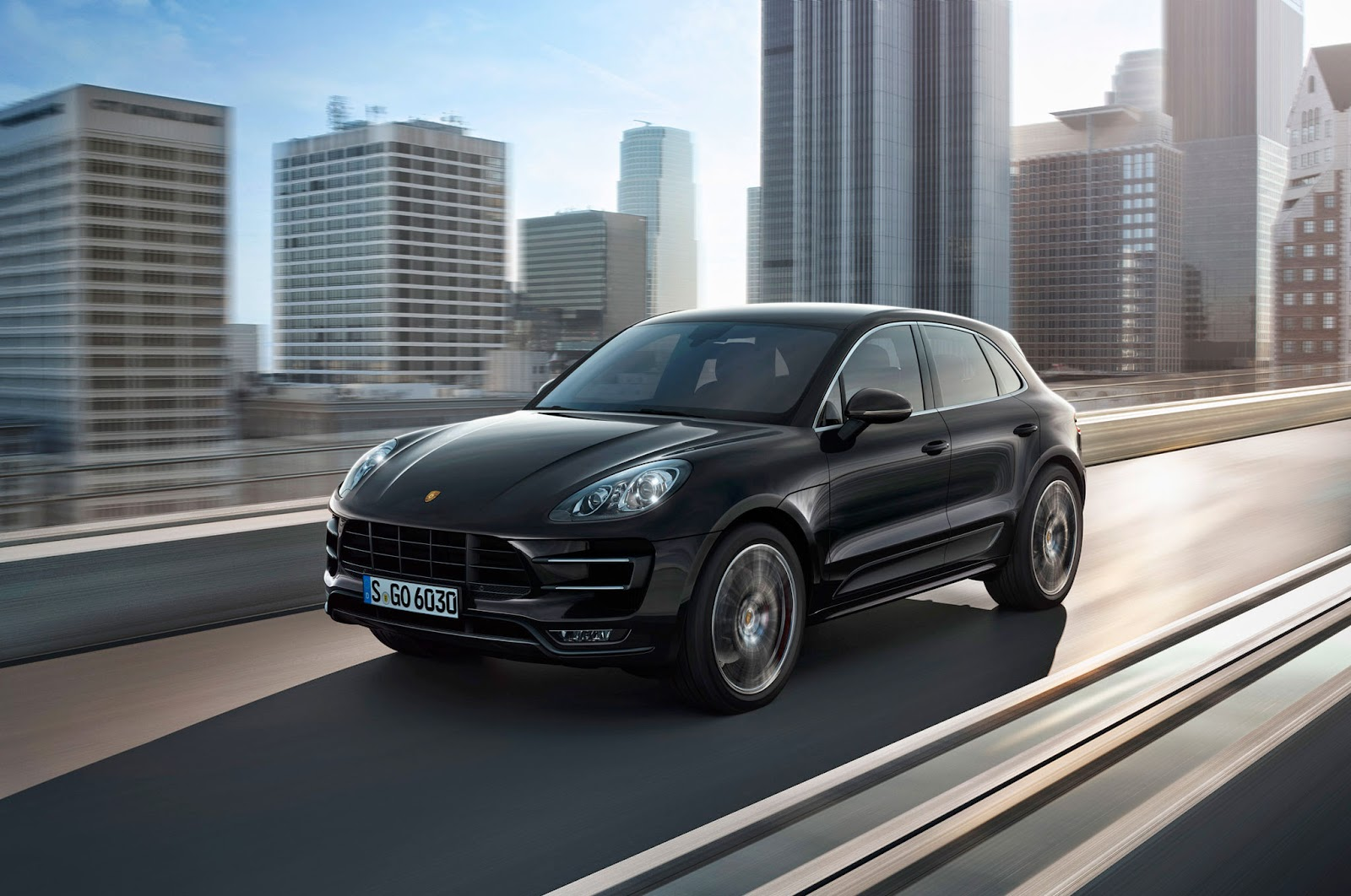 Porsche Macan S Wallpaper