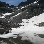 Lac Vert – 2150 m – Belledonne Nord
