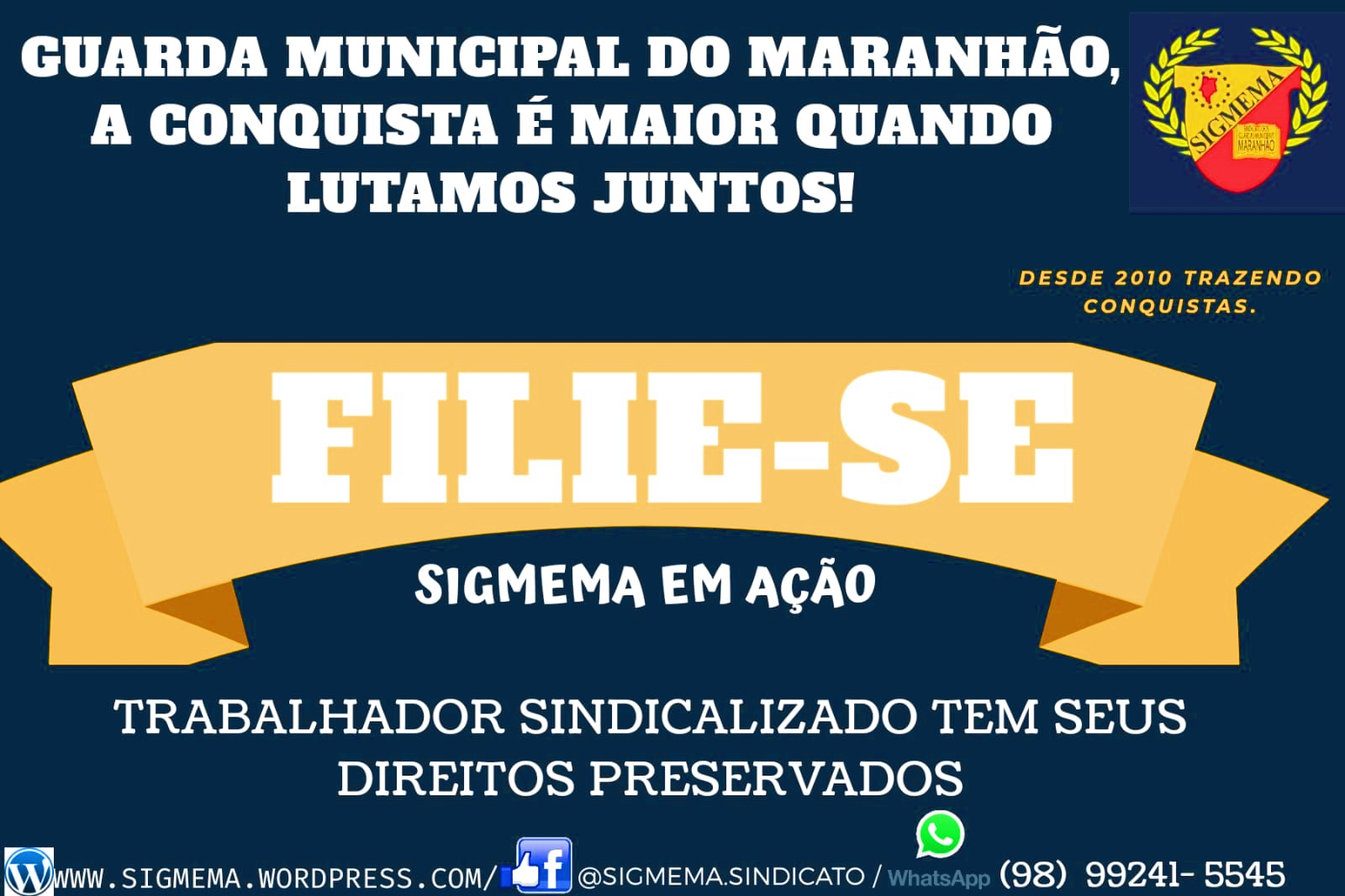 Sindicato dos Guardas Municipais do Estado do Maranhão