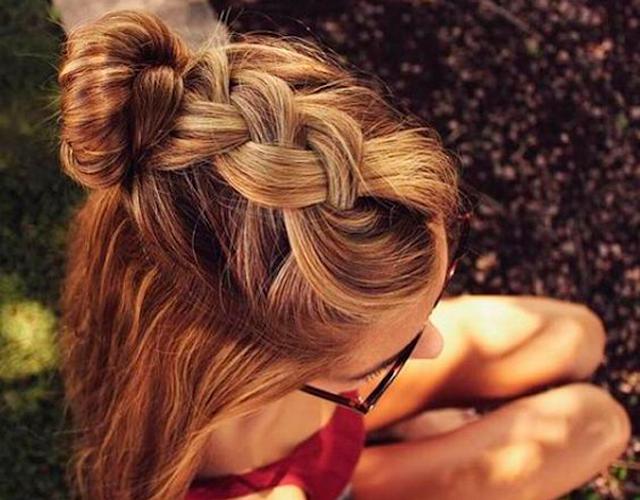 A traça unicórnio é a nova tendência de penteado entre as famosas