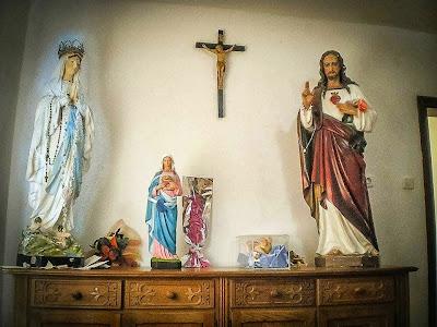 Medjugorje et la gospa medjugorje statue de la vierge for Statue vierge marie pour exterieur