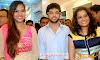 Tanisha Singh, Aditya Thackeray and Ekta Jain