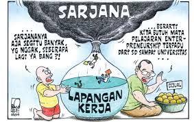 Banyak Pengangguran Terselubung Di Indonesia