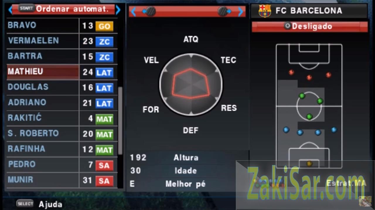 Pro Evolution Soccer Iso Cso Ppsspp Free Download Zakisar Com