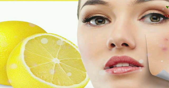 cara kerja lemon pada kulit