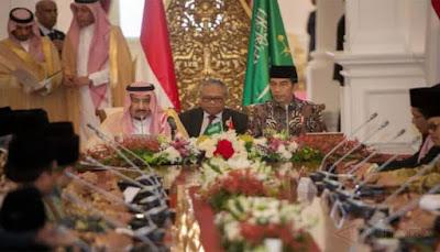 Dialog Lintas Agama, Raja Salman: Tanggulangi Radikalisme dan Ekstremisme