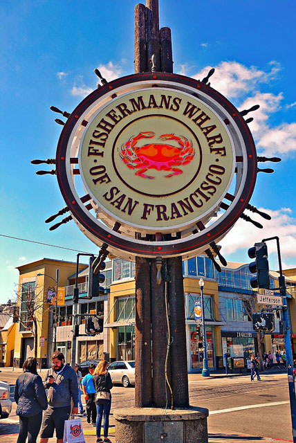 Fishermans Warf - San Francisco, CA