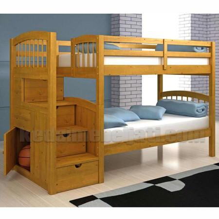 model tempat tidur anak minimalis 1