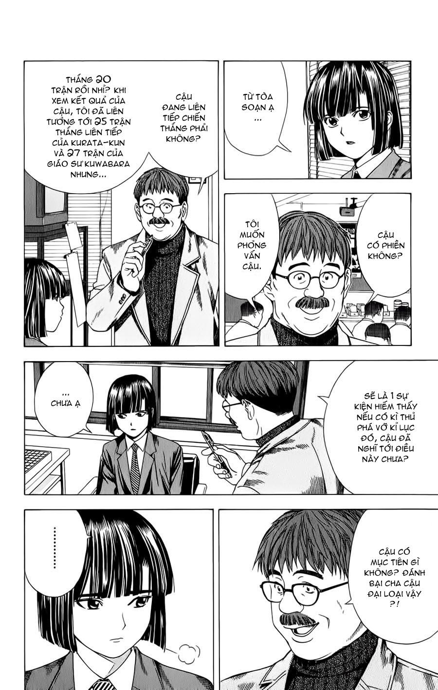 Hikaru No Go hikaru no go chap 95 trang 14