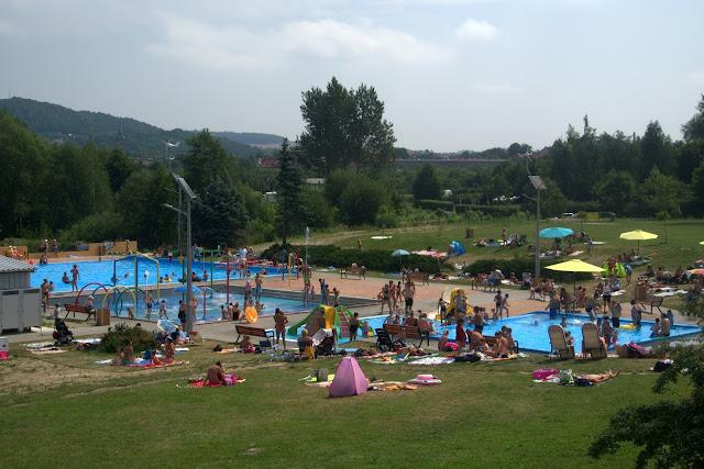 basen rekreacyjny Bielawa