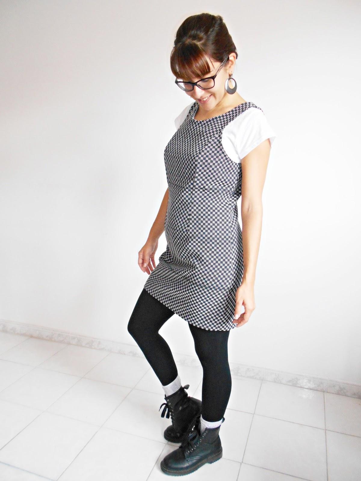 #retoqueprendasnecesito: Vestido formal