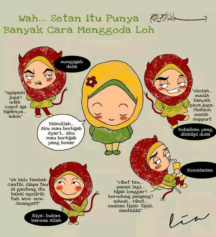 Komik Lucu Tentang Pelajaran Islam