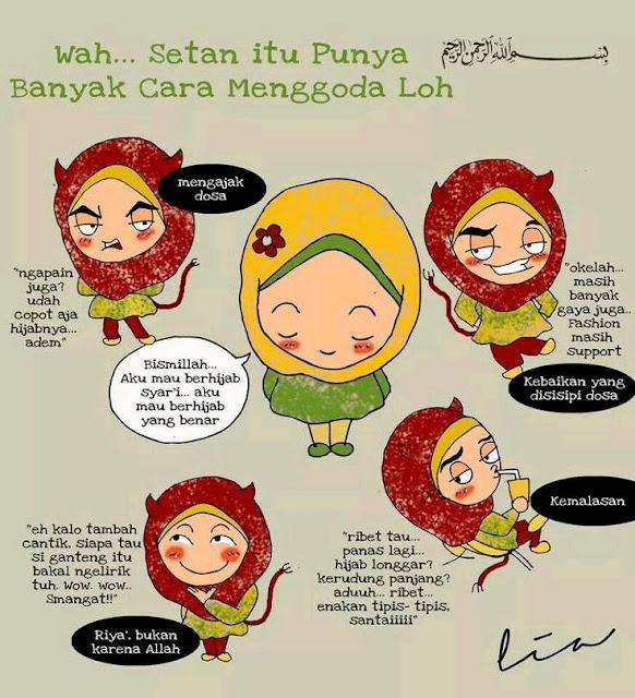 Komik-Komik lucu tentang pelajaran islam