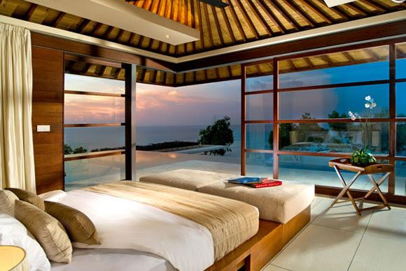 Dormitorios con vista al mar - Camere da letto bellissime ...