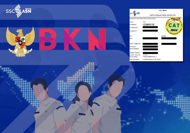 Cara Login https://ssp3k.bkn.go.id Untuk Isi Biodata Pada Pendaftaran P3K 2019