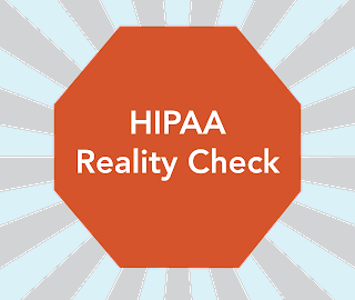 HIPAA compliant reality check