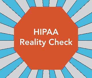HIPAA compliant reality check