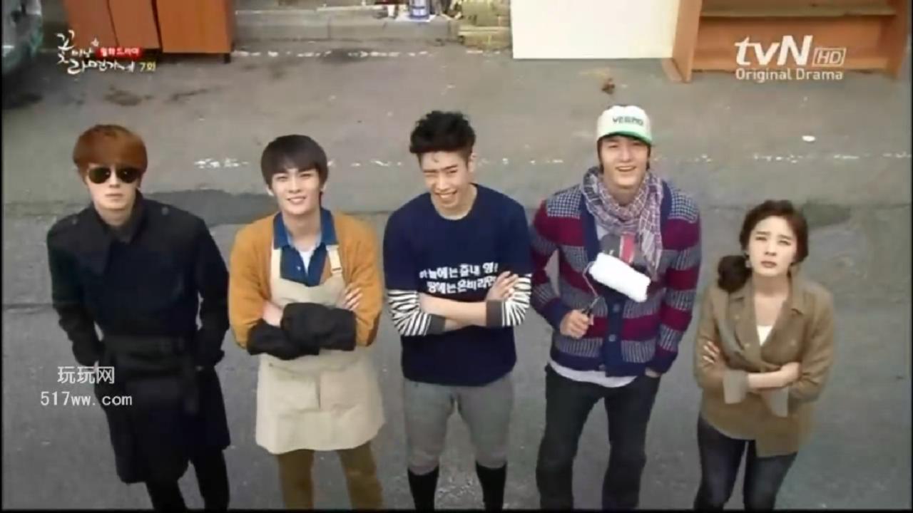 DramaTalk: Highlights: Flower Boy Ramyun Shop Episode 7 and 8