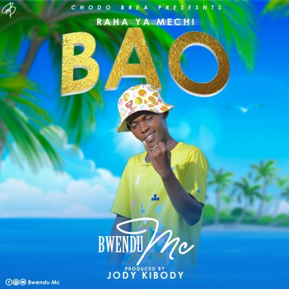 Download Audio | Bwendu Mc X Asia Utamu – Raha ya Mechi Bao | (SINGELI)