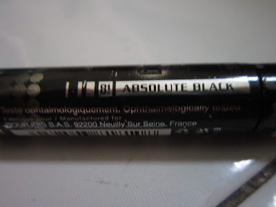 Bourjois Liner (absolute black) Review