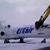 Operario De Excavadora Es Despedido Y Se Desquita Con Lujoso Avión