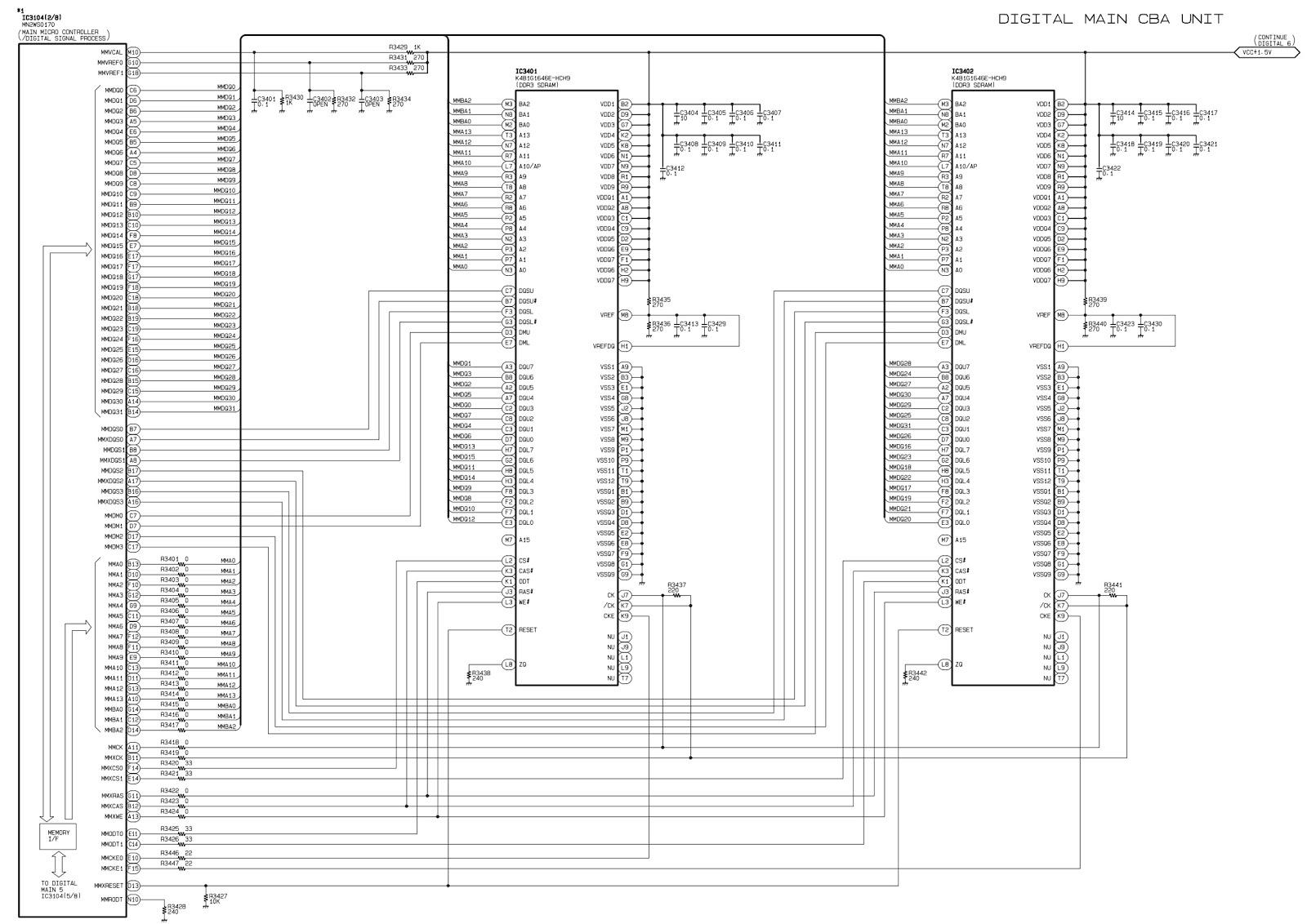 Philips 55pfl F7 Circuit Diagram Full