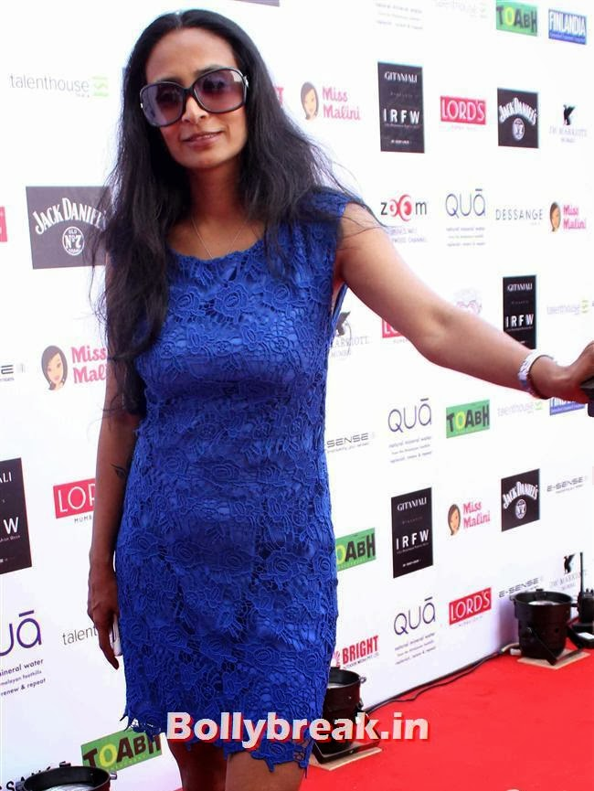 Suchitra Pillai, Top Bollywood Celebs at India Resortwear Fashion Week 2013