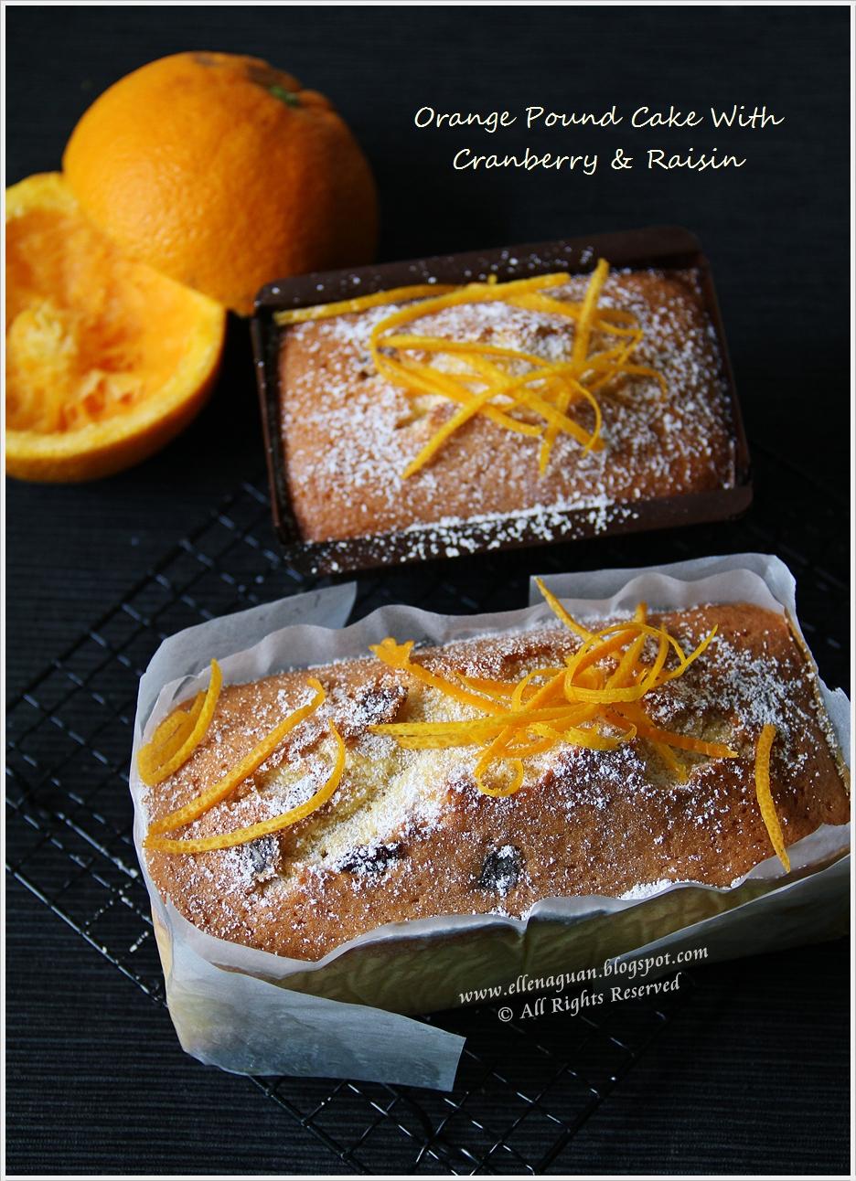 Butter Pound Cake Recipe Singapore