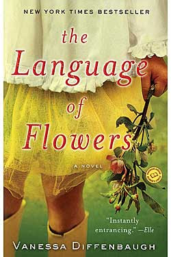 Language of Flowers by Vanessa Diffenbaugh - book cover