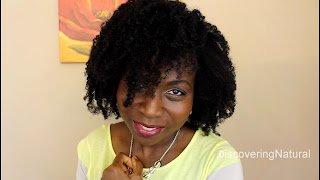 HOW TO TWISTOUT NATURAL HAIR | BIG HAIR | DiscoveringNatural