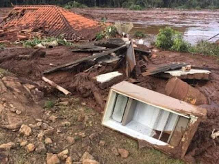 37 mortes confirmadas em Brumadinho