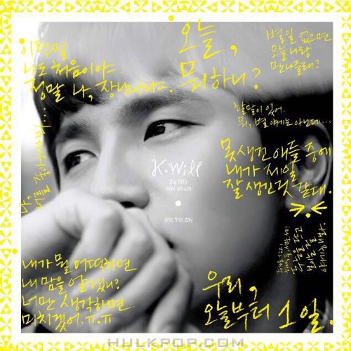 K.Will – ONE FINE DAY – EP