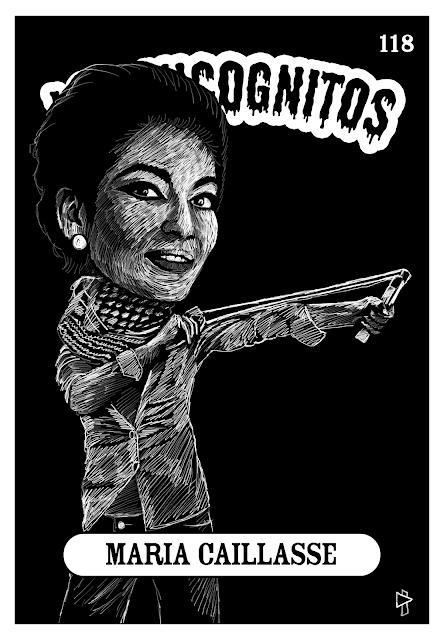 Maria Callas Los Incognitos Gwen Tomahawk