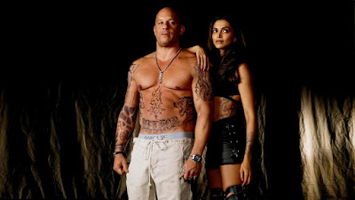 deepika padukone vin diesel shirtless