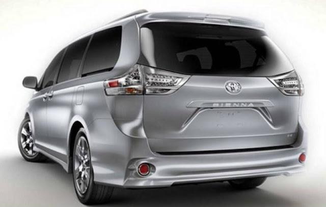 2018 Toyota Sienna Release Date Hybrid Limited Premium