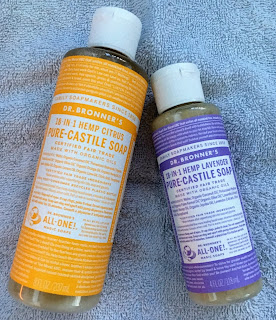 Dr Bronner's All One